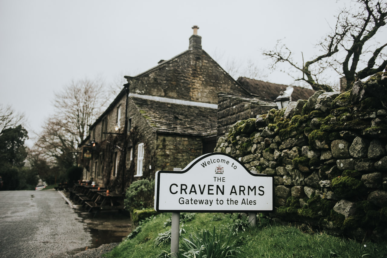 Wedding Photographer Skipton – Craven arms Barn – Yorkshire 37