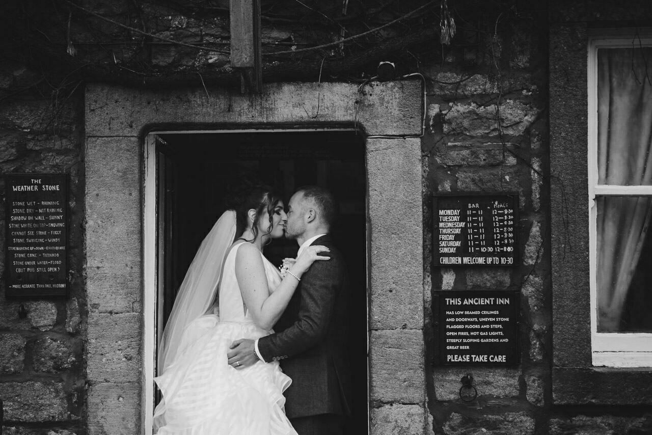 Wedding Photographer Skipton – Craven arms Barn – Yorkshire 49