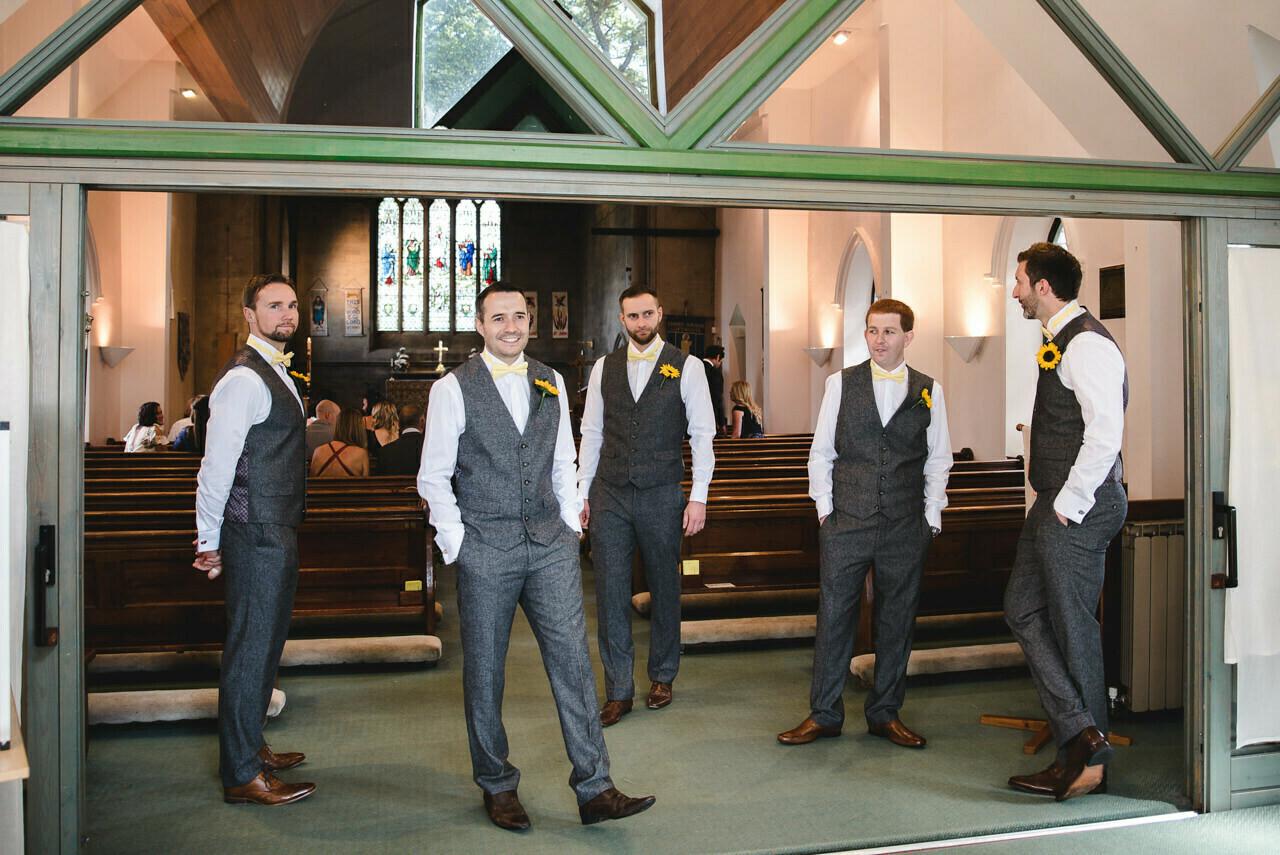 Wedding Photography At Hatfeild Hall 10