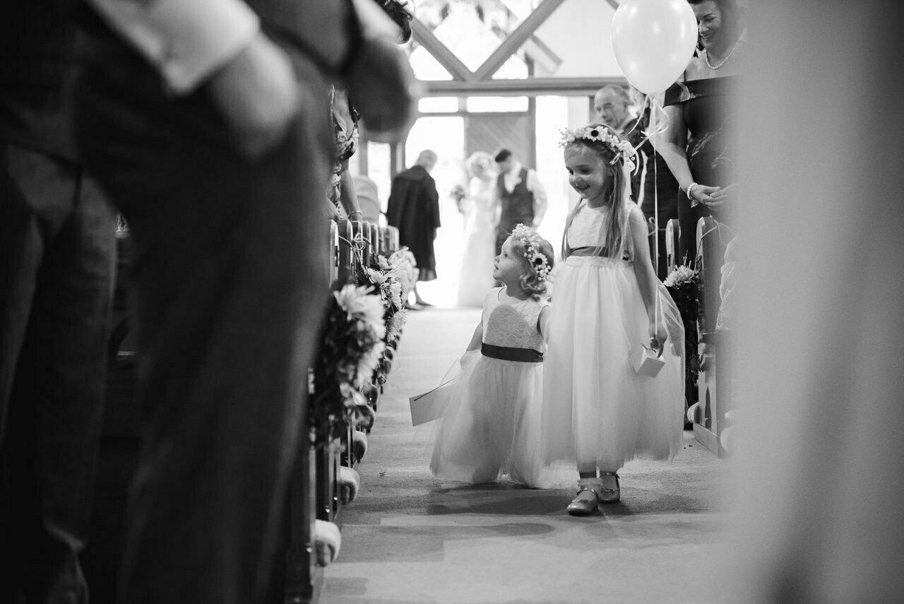 Wedding Photography At Hatfeild Hall 16