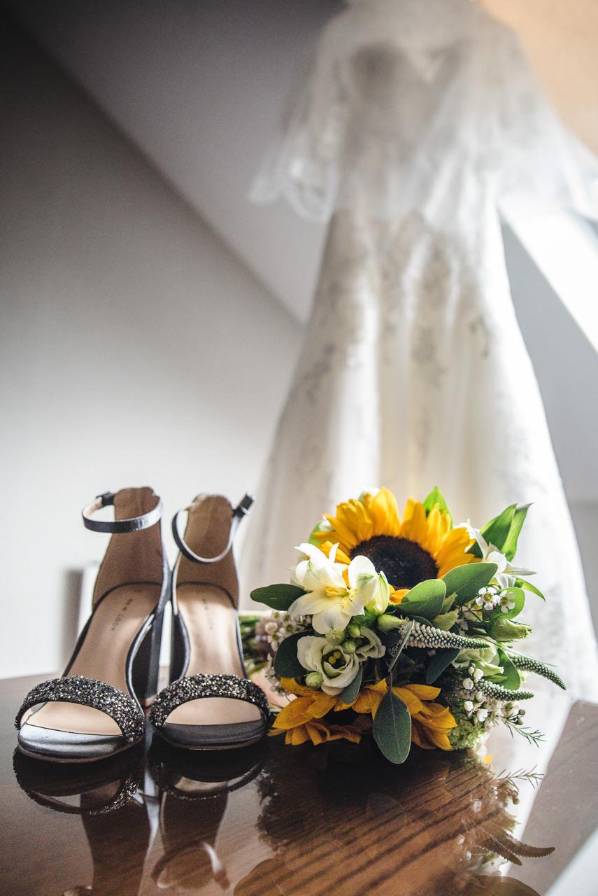 Wedding Photography At Hatfeild Hall 1