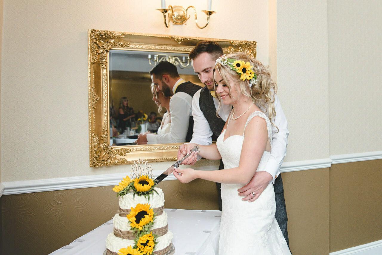 Wedding Photography At Hatfeild Hall 40