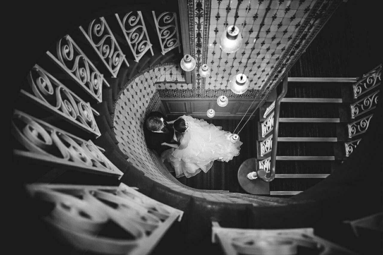 The Midland Hotel -Wedding Photography Manchester 43