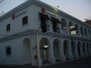 Edificio Banamex, DTP NEtwork