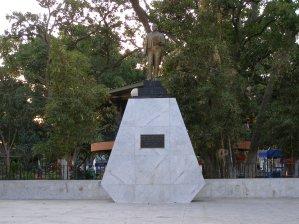 Monumento a Bénito Juárez, DTP NEtwork.