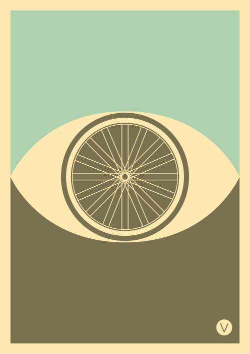 Poster Bicicleta 11