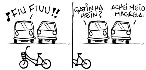 bicleta e carro 3