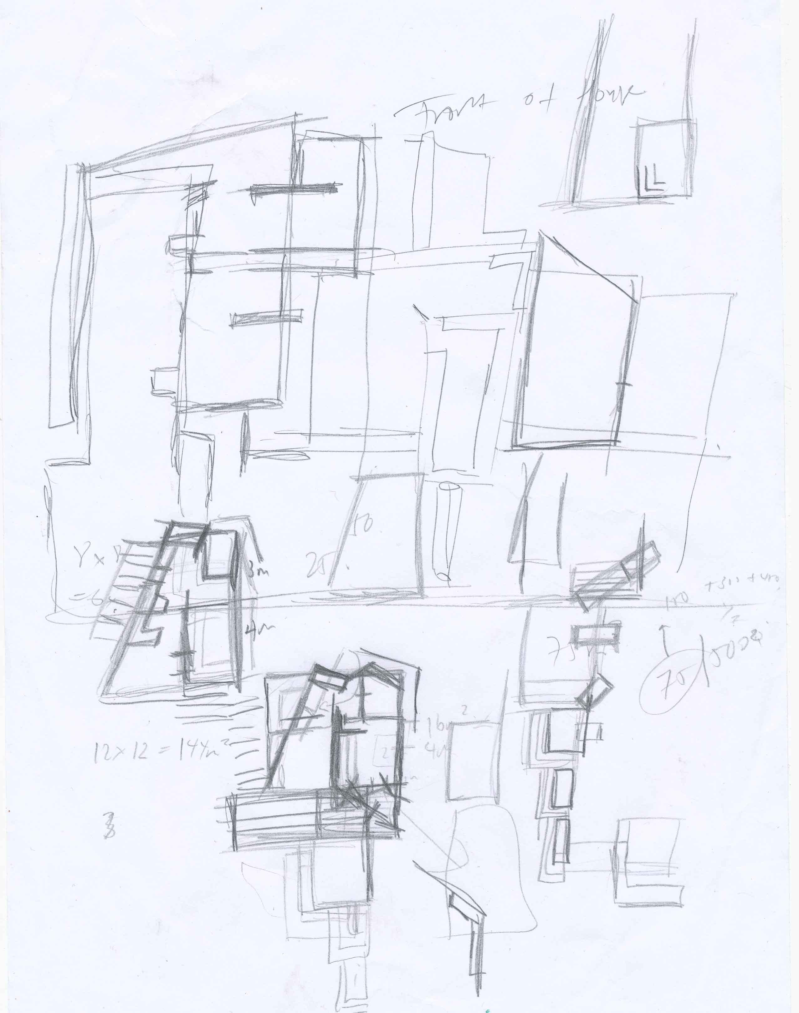 Design Process For Cabin Diagramming