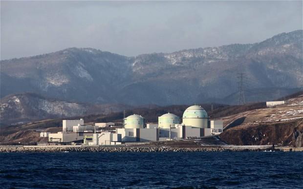 Japonya'da nükleer son