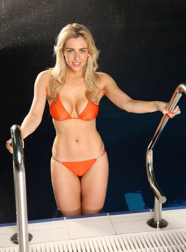 Sexy hollyoak girl blondes