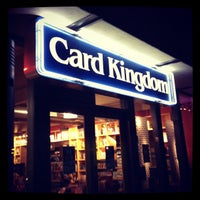Now the first of those games, elemental kingdoms is available to download exclusivel. Card Kingdom - Toy / Game Store in Ballard