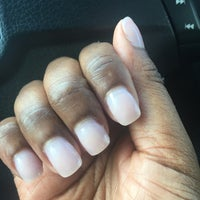 Photo Taken At Artistic Nails And Spa By Phyllicia O On 8 4