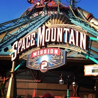 Space Mountain: Mission 2 (Now Closed) - Discoveryland®