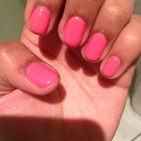 Photo Taken At West Loop Nail Spa By Kripa P On