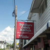 Dunmore Candy Kitchen Candy Store