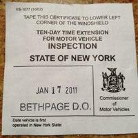 New York State Car Registration Impremedia