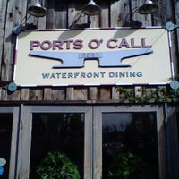 Ports O Call Waterfront Dining Restaurant Seafood