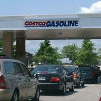 costco gasoline gas station in woodbridge