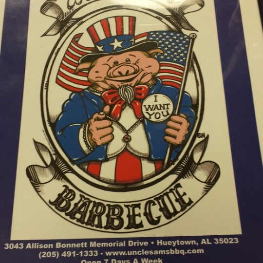 Uncle Sams Bbq