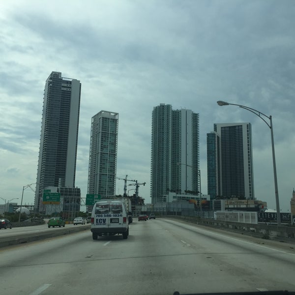 Biscayne Boulevard - Miami Central Business District ...