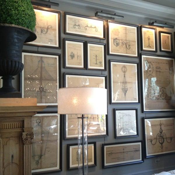 Restoration Hardware Gallery Furniture Home Store In