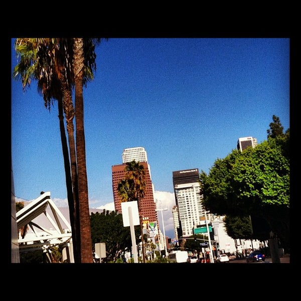 Best Places Lunch Downtown Los Angeles