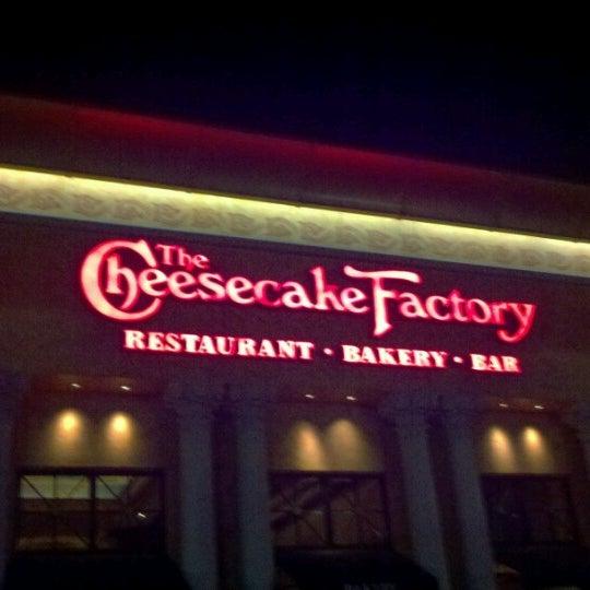 Cheesecake Factory Thai Salmon