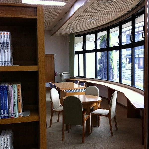 萩市立明木図書館