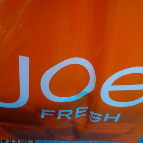Joe Fresh New York Ny