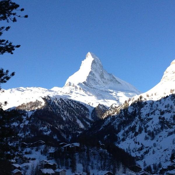 Matterhorn Glacier Paradise Matterhorn