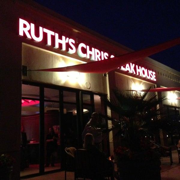Ruths Chris Cream Spinach