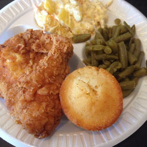 Soul Food Restaurants Nashville Tn