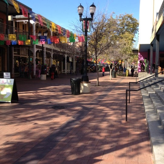 Historic Market Square San Antonio Plaza In San Antonio