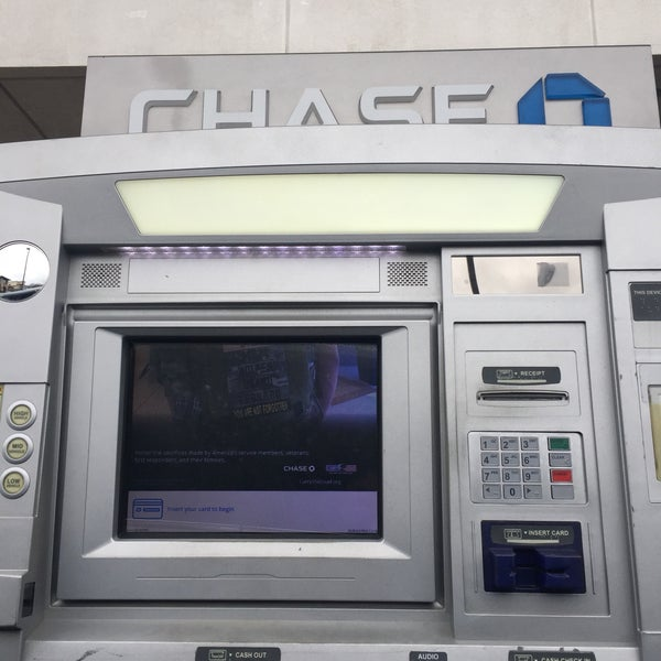 Chase Bank Personal Banker