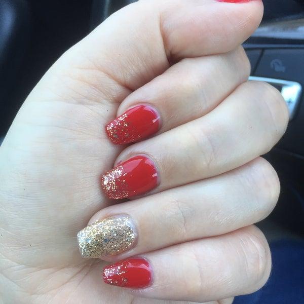 Photo Taken At Polish Nail Spa By Amber C On 12 4 2017