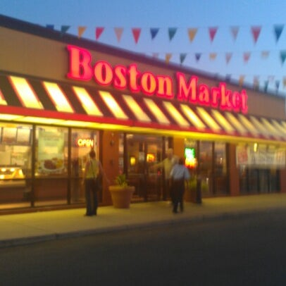 Boston Market - American Restaurant