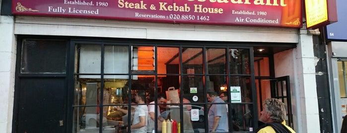 Fast Food Restaurants London