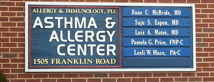 Image Result For Asthma And Allergy Center Roanoke Va