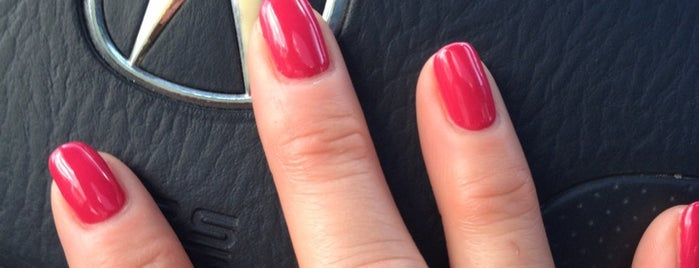 Montrose Nails Is One Of The 15 Best Places For Manicures In Houston