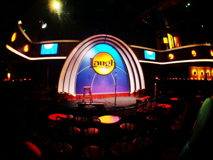 Laugh Factory Round 1