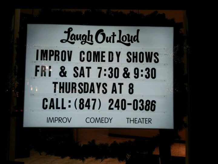 Laugh Out Loud Schaumburg Il