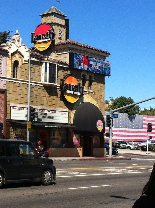 Laugh Factory Hollywood Discount Tickets