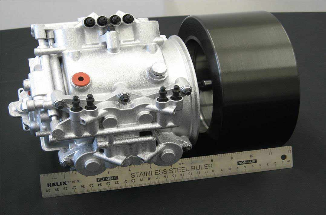 Flywheel Batteries To Replace Chemical Ones