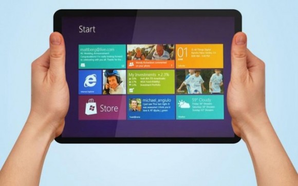 WIndowsRT 580x363 Microsoft Office Home and Student 2013 to be bundled on all Windows RT tablets