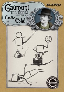 DVD 1: Emile Cohl cover art