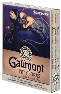 Gaumont Treasures 2 Box Set Cover Art