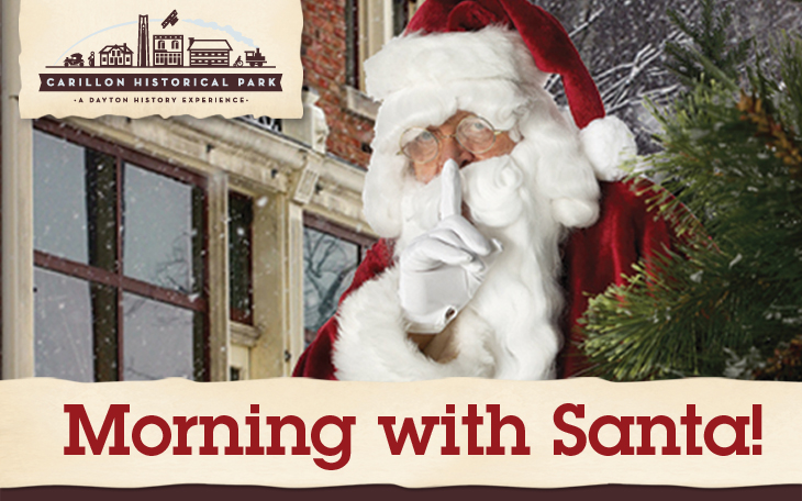 Morning with Santa Header