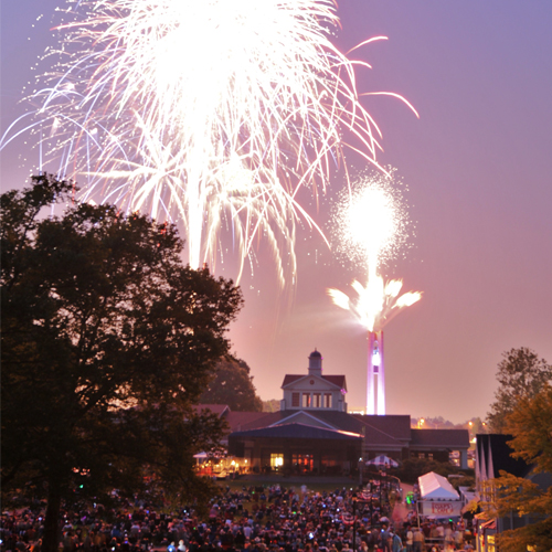 Heritage Festival Fireworks