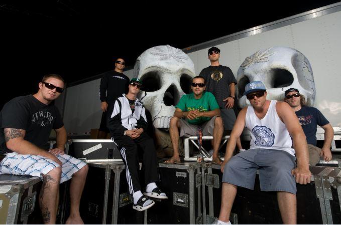 Slightly Stoopid band photo
