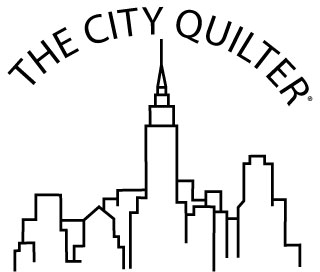 The City Quilter logo